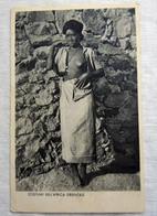 CPA-KP-PC- Erytree - COLONIA ITALIANA --  COSTUMI DEL AFRICA ORIENTALE NUD - Erythrée