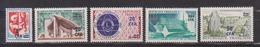 REUNION      N° YVERT  :  373/77  NEUF SANS CHARNIERE     ( NSCH 1/22  ) - La Isla De La Reunion (1852-1975)