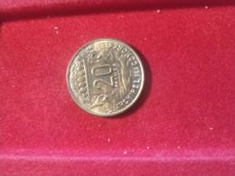COMORES 20 Franchi 1964 - Comoren