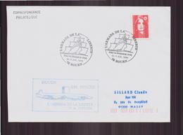 """Enveloppe Du 11 Juillet 1994 De Rouen Pour Massy Cachet Commémoratif """" L'armada De La Liberté """" - France"""