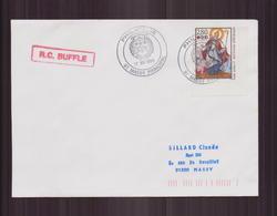 """Enveloppe Du 17 Décembre 1993 De Massy Pour Massy Cachet """" Philatélie """" - France"""