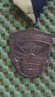 Medaille :Netherlands  -   W.S.V De Ploeg - Zelhem / Vintage Medal - Walking Association . - Nederland