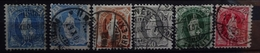 Suisse Helvetia 1891-1899 - Used Stamps
