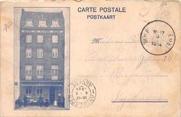 Hotel Du Touring Club 1914 - Heyst - Heist - Heist
