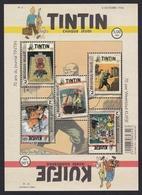 BELGIQUE, 2016, Tintin (COB BL242**). - Bloques 1962-....