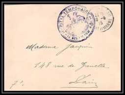 6760/ Discount Promo Lettre France Guerre 1914/1918 à étudier - Poststempel (Briefe)
