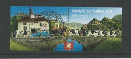 2019 Bloc Journée Du Timbre (1902) - Suiza