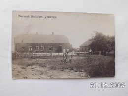 Nørstoft Skole Pr. Vinderup. (12 - 2 - 1907) - Danimarca
