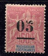 Madagascar (*) N° 48 - Madagascar (1889-1960)