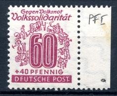 SBZ-Westsachsen MiNr. 149 Y A I Postfrisch MNH Fotobefund (D516 - Zone Soviétique