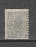 COB 17 * Neuf Avec Charnière Cote 550€ - 1865-1866 Profil Gauche