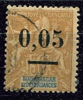 Madagascar Ob N° 52 - Oblitérés
