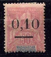 Madagascar * N° 53 - Madagascar (1889-1960)