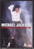 "MICKAEL JACKSON ""LIVE IN BUCHAREST : THE DANGEROUS TOUR"" - DVD Musicaux"