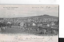 EPERNAY  N 13 BIS   CHEMIN SAINT ANTOINE    TIRAGE 1900       DEPT 51 - Epernay