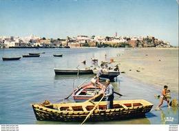 MAROC  RABAT  Le Bou Regreg Et Les Oudaïas - Rabat