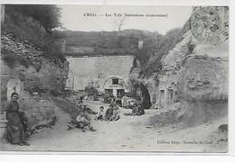 Creil-Les Tufs (habitations Souterraines) - Creil