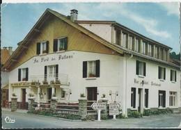 10x15   Saint Maurice  Hotel-Restaurant    Au Pieds Ballons - Frankreich
