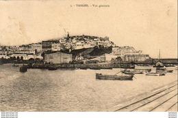 MAROC TANGER  Vue Générale - Tanger