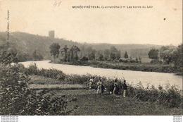 D41  MOREE  Les Bords Du Loir  ..... - Moree