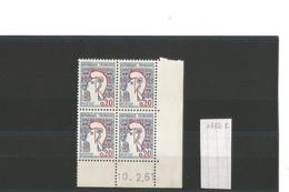 France Coin Daté 1282** Type 1 - 1960-1969