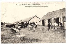 VALDAHON (25) - CAMP DU VALDAHON - MILITARIA - Les Abreuvoirs - Ed. Photographie Nouvelle, Le Valdahon - France