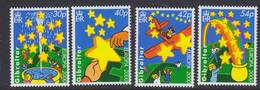Europa Cept 2000 Gibraltar 4v ** Mnh (45701) - 2000