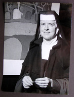 *Sister Mary Corita* Lote 8 Documentos Varios + Sobre Circulado Roma-Bcn 1959. Autentico *Mail Art* - Estados Unidos