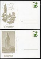 ALTPÖRTEL 1830 + BLICK AUF SPEYER 1975  Bund PP69 D2/021 NGK 6,00 € - Architektur