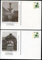 Bund PP69 D2/022 KREUZBLUME TURM GEDÄCHTNISKIRCHE + KLOSTER ST. MAGDALENA SPEYER 1976  NGK 6,00 € - BRD