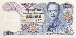 Thailand 50 Bath, P-90b (1985) - UNC - Signature 55 - Thailand
