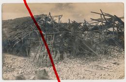 Original Foto - Groß Stein - Oberschlesien - Von Polen Zerstörte Fabrik - Ca. 1910 - Kamień Śląski - Schlesien