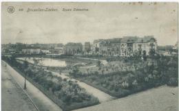 Bruxelles-Laeken - Square Clémentine - F. Walschaerts No 210 - 1911 - Laeken