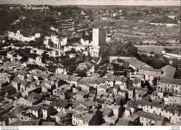 D30  SOMMIERES Vue Aérienne Et Le Château  ..... - Sommières