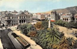 Oran - Place Maréchal-Foch - Oran