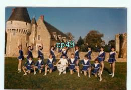 49 - SEICHES - Photo Des Majorettes - Majorette - Dimension 149 X 102 M/m - Seiches Sur Le Loir