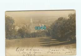 49 - COSSE D'ANJOU - CARTE PHOTO Prise En 1902 - Altri Comuni