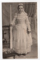 - CPA COSTUMES BRETONS (29) - QUIMPER - Costume De Communiante 1913 (superbe Gros Plan) - Edition Le Deley 349 - - Quimper