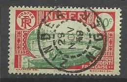NIGER N° 41 CACHET  ZINDER - Usados