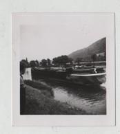 Photo Originale Péniche - Photos