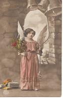 Angel, Ange, Engel, Angelo, Girl, Mädchen, Girl, Church Bells, Presents, Photocard - Altri