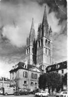 CAEN - ABBAYE AUX HOMMES - EGLISE ST ETIENNE - LES FLECHES - Caen