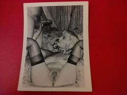 PHOTO HOMME ET FEMME SCENE PORNO MAISON CLOSE ? - Beauté Féminine (1941-1960)