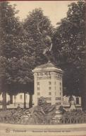 Tienen Tirlemont Monument Des Combattants De 1830 - Tienen