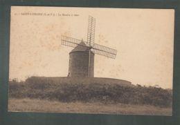 CP (35) Saint-Lunaire  -  Moulin à Vent - Saint-Lunaire