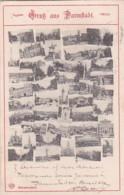 481020Gruss Aus Darmstadt, - 1905. - Darmstadt
