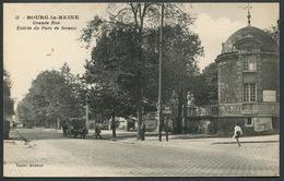 Bourg-la-Reine - Grande Rue - Entrée Du Parc De Sceaux - Voyer éditeur N° 51 - Voir 2 Scans - Bourg La Reine