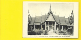 PNOM PENH Rare Musée Albert Sarraut Ecole Des Arts (Nadal Braun) Cambodge - Cambodge