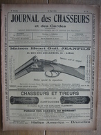 JOURNAL DES CHASSEURS ET DES GARDES 1914 N°74 -32 Pages Richement Illustrées : Armes - Cartouches ... - Kranten