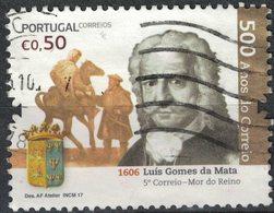 Portugal 2017 Oblitéré Used Noble Colonel Luís Gomes Da Mata Haut Courrier SU - France